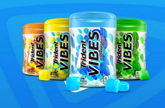 Trident VIBES Bursting With Flavor Sweepstakes