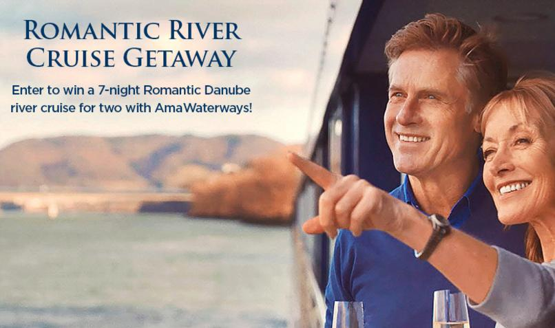 AmaWaterways Romantic Danube Luxury River Cruise Sweepstakes