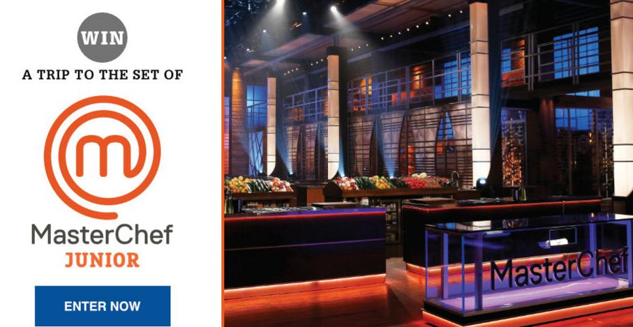 MasterChef Junior Experience Sweepstakes