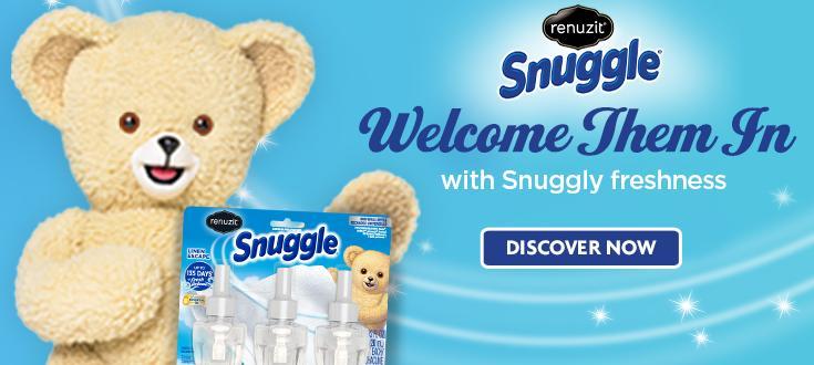 Renuzit Snuggle $1,000 Walmart Sweepstakes
