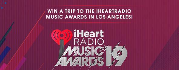 iHeartRadio Music Awards Sweepstakes