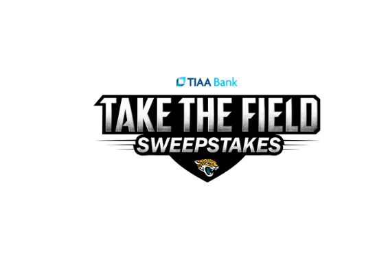b9208b12 TIAA Bank Jacksonville Jaguars NFL Tickets Sweepstakes - Win Tickets ...