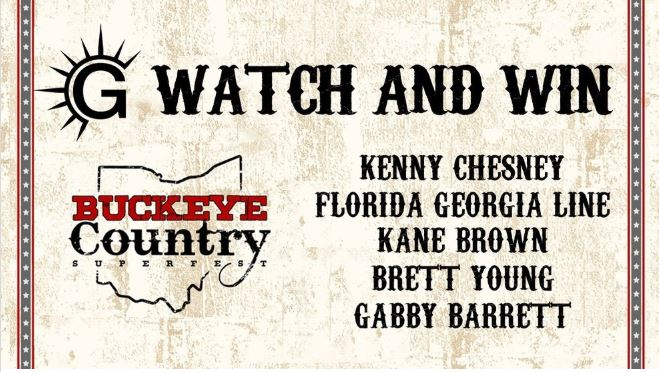 WSYX Buckeye Country Superfest Contest