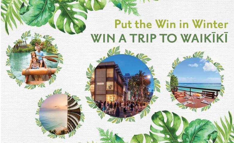 Where Magazine Put The Win In Winter Sweepstakes
